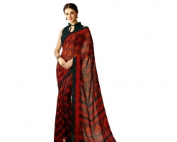 PARTY WEAR - Red Col...